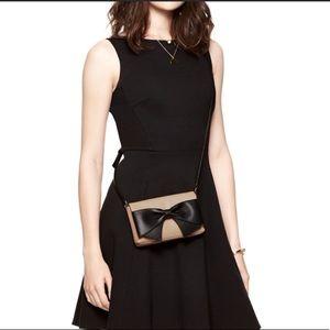 Kate Spade Bow Montrose Avenue Aster Bag